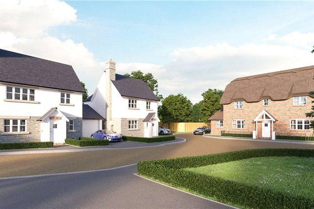 Thumbnail Detached house for sale in Plot 1 East Farm, Owermoigne, Dorchester, East Farm Lane