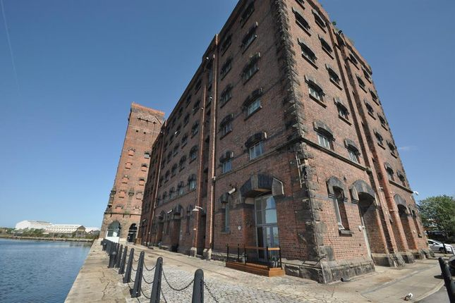 Thumbnail Flat for sale in East Float Quay, Dock Road