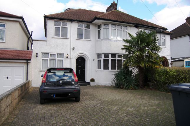 4 bed semi-detached house to rent in Gallants Farm Road, Barnet