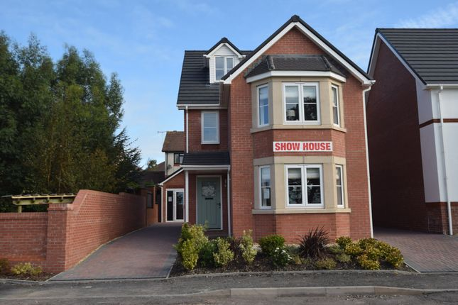 Thumbnail Detached house for sale in The Seathwaite Plot 1, Parkview, Barrow-In-Furness