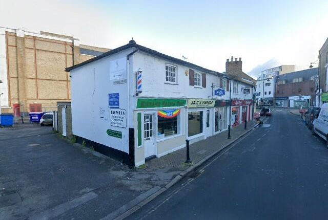 Thumbnail Office for sale in Church Street, Staines