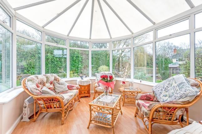 Conservatory of Glendower Close, Gnosall, Stafford, Staffordshire ST20