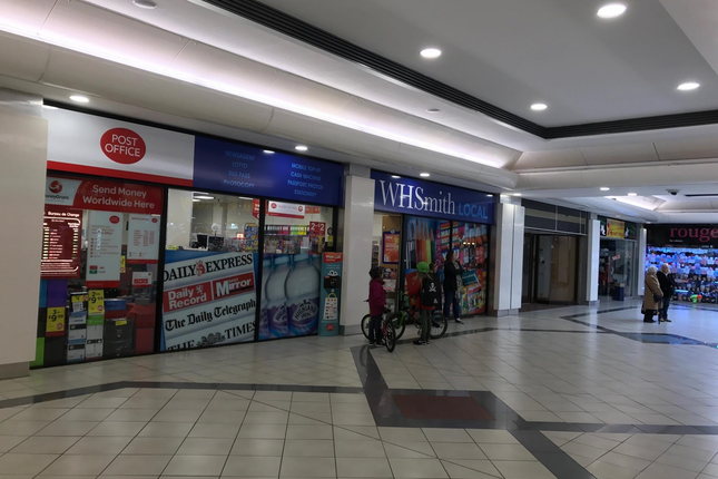 Thumbnail Retail premises for sale in 7 Teviot Walk, Glasgow