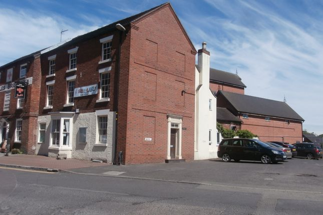 Thumbnail Office for sale in Great Hales Street, Market Drayton, Shropshire