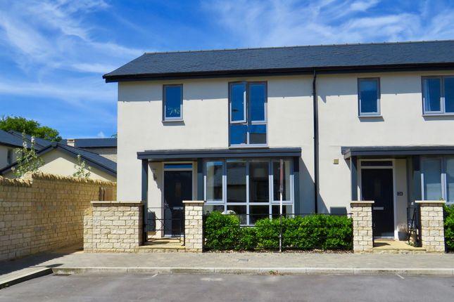 Thumbnail End terrace house for sale in Waller Gardens, Lansdown, Bath