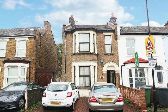 Thumbnail End terrace house for sale in Woodhouse Road, London