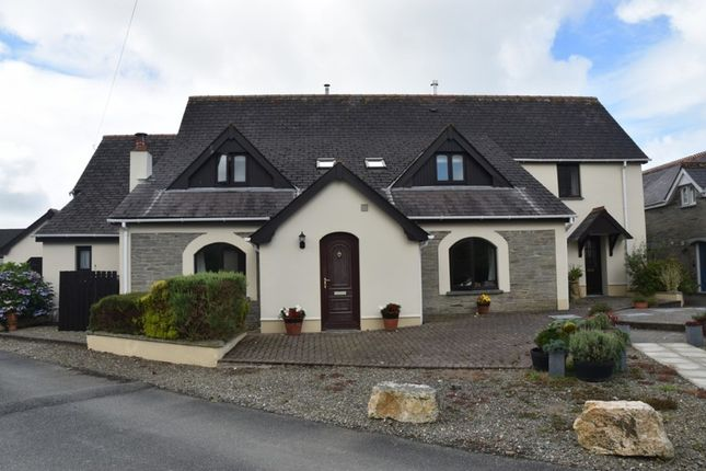 Detached house for sale in Llechryd, Cardigan