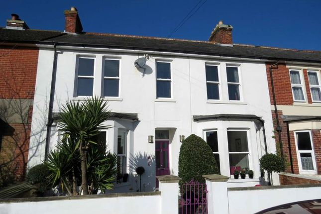 Thumbnail Terraced house for sale in Mengham Avenue, Hayling Island