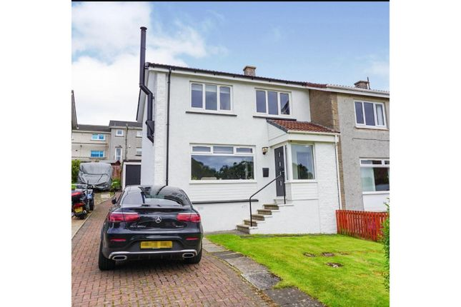 Thumbnail Semi-detached house for sale in Dalry Road, Ardrossan