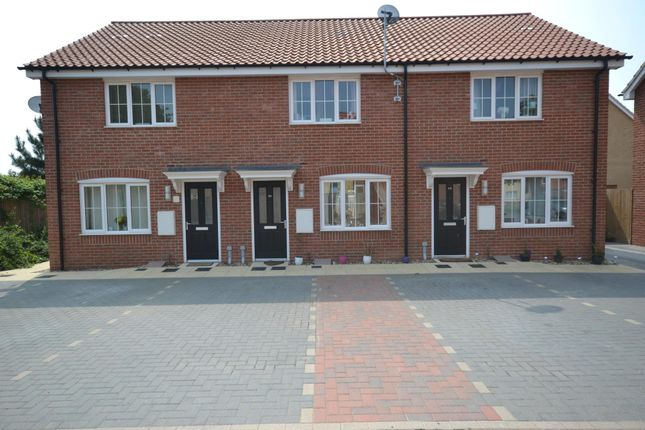 2 bed end terrace house to rent in Cross Road, Clacton-On-Sea, Essex CO16