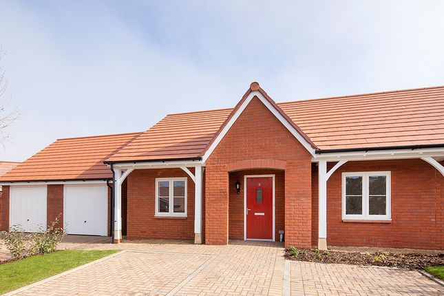 "Thumbnail Property for sale in ""The Blunsdon"" at William Morris Way, Tadpole Garden Village, Swindon"