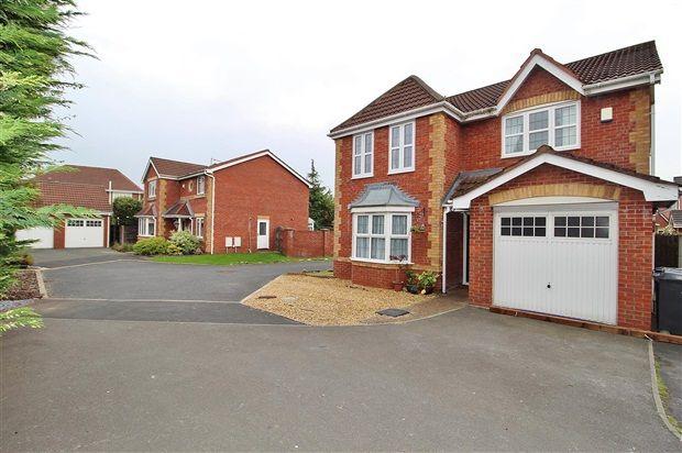 Thumbnail Property for sale in Horrocks Fold, Preston