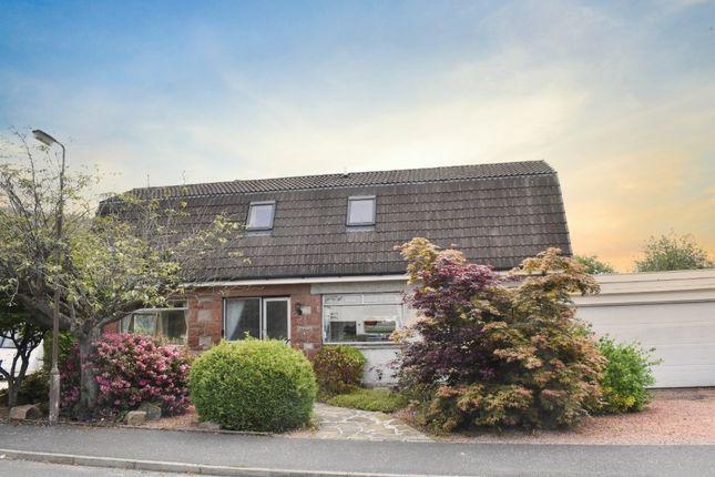 Thumbnail Detached house for sale in Menzies Avenue, Fintry, Stirlingshire