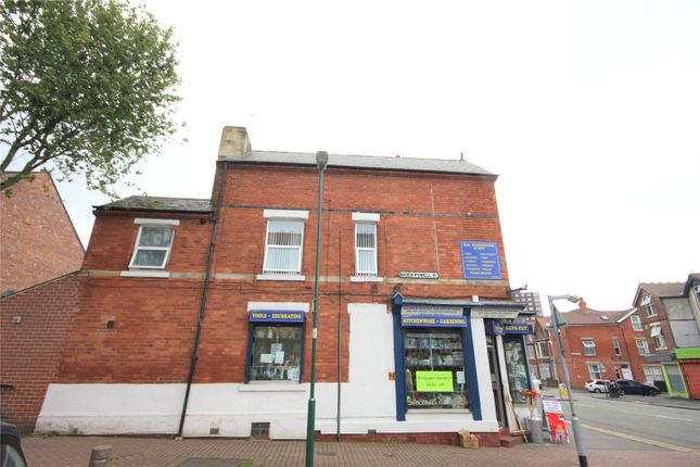Thumbnail Flat to rent in Colwick Road, Nottingham, Nottinghamshire