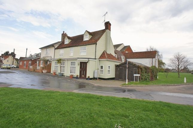 Thumbnail Property for sale in The Green, Great Bentley, Colchester