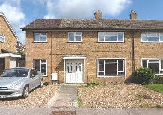Thumbnail Semi-detached house for sale in Westfield Road, Hoddesdon