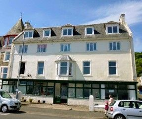 Thumbnail Flat for sale in 6G, Mcnabs Brae, Rothesay, Isle Of Bute