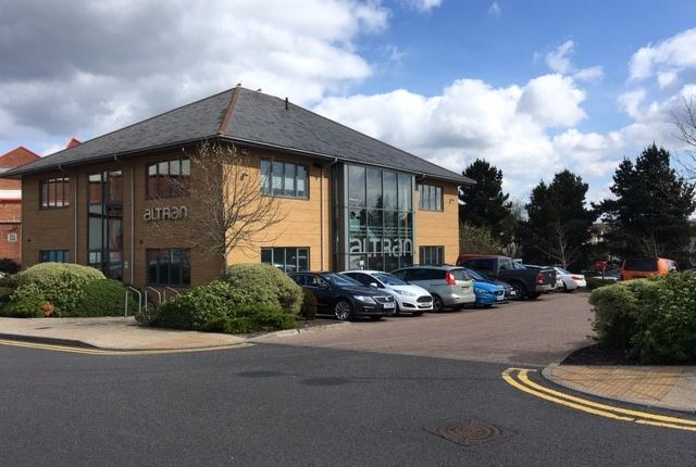 Thumbnail Office to let in 1 Brabazon Office Park, Golf Course Lane, Bristol