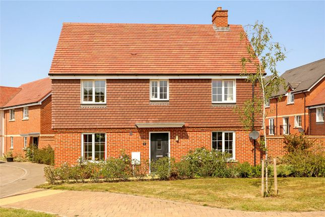 Thumbnail Detached house for sale in Edmonton Way, Liphook, Hampshire