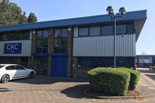 Thumbnail Office to let in Ground Floor, Unit 2 Vermont Place, Tongwell, Milton Keynes, Buckinghamshire
