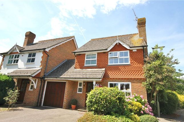 Thumbnail Detached house for sale in Southcroft, Englefield Green, Surrey