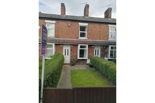 Thumbnail Terraced house for sale in Hawthorne Avenue, Nantwich