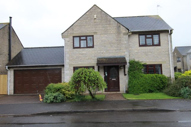 Thumbnail Detached house to rent in Bagworth Drive, Longwell Green