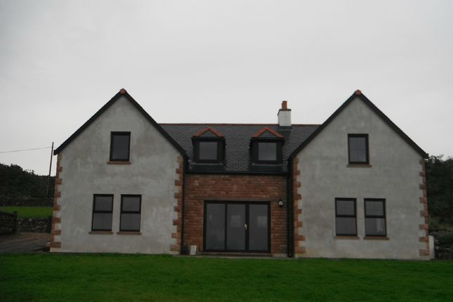 Thumbnail Detached house for sale in Saval Road, Lairg, Sutherland