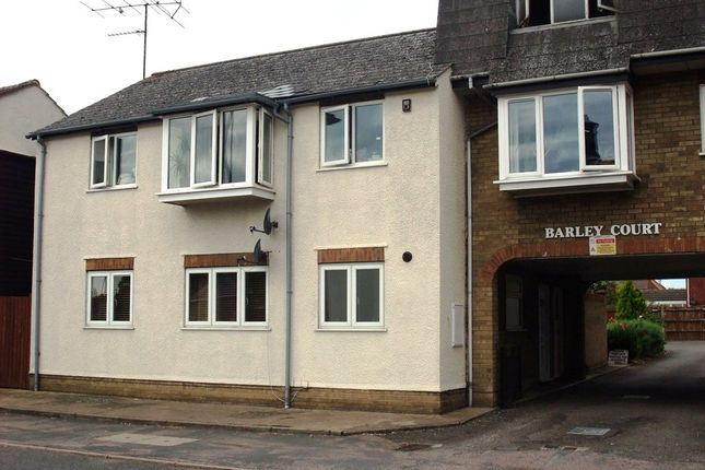 Flat to rent in Barley Court, Crosshall Road, Eaton Ford, St Neots, Cambs