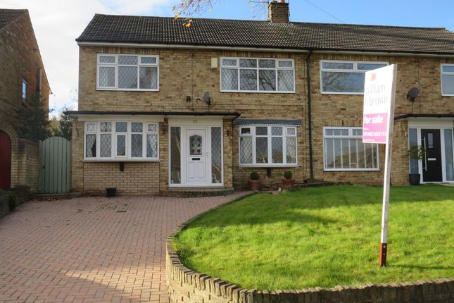 Thumbnail Semi-detached house for sale in Mill Lane, Kirk Ella, Hull