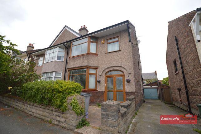 Thumbnail Property for sale in Harrow Road, Wallasey