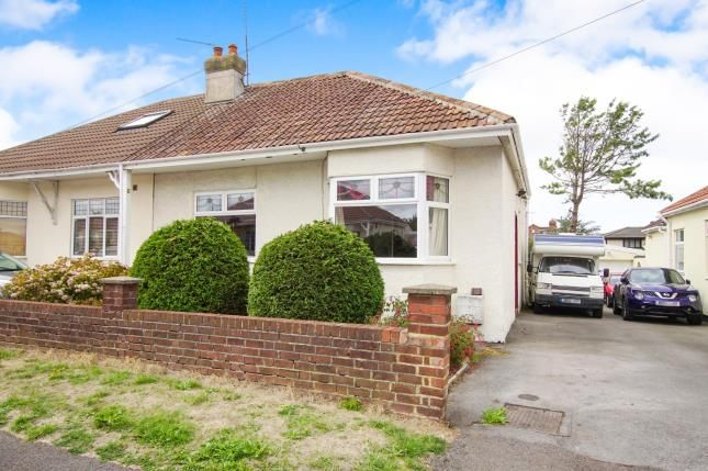 Thumbnail Bungalow for sale in Cleeve Park Road, Downend, Bristol, City Of Bristol