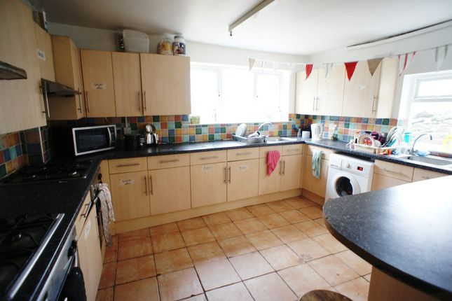 Thumbnail Terraced house to rent in Richmond Road, Roath