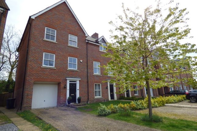 Thumbnail Town house to rent in The Albany, Ipswich