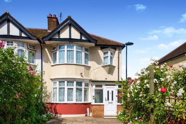 Thumbnail Semi-detached house for sale in Silver Street, London