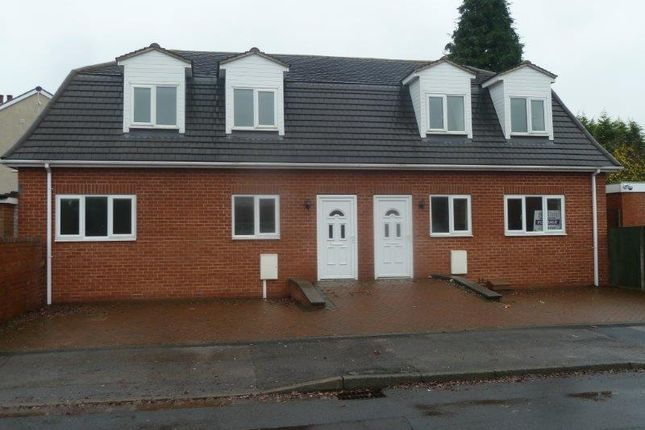 Thumbnail Maisonette for sale in Balmoral Drive, Mansfield