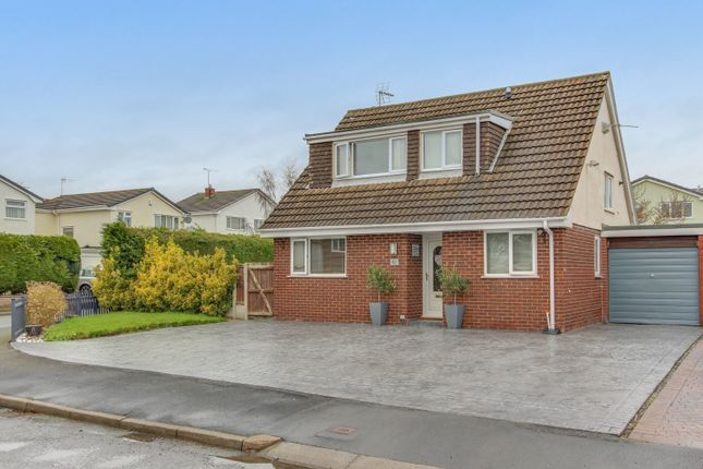 Thumbnail Link-detached house for sale in Carlines Avenue, Ewloe, Deeside