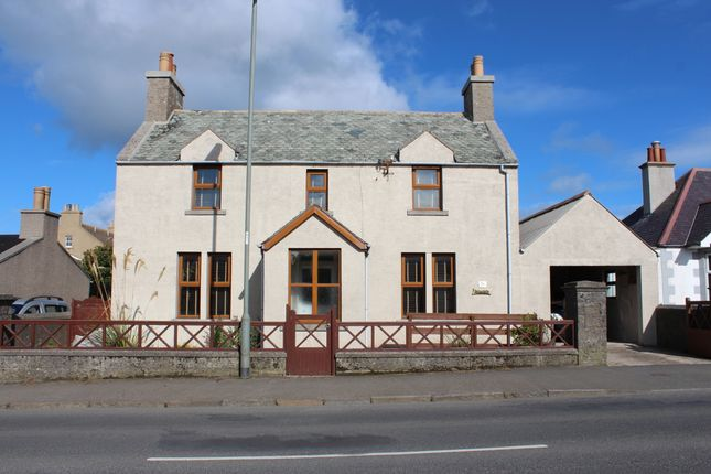 Thumbnail Detached house for sale in Bignold Park Road, Kirkwall, Orkney