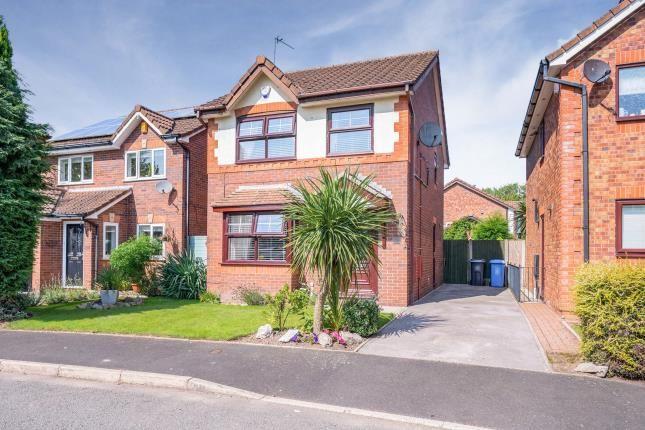 Thumbnail Detached house for sale in Harrogate Close, Great Sankey, Warrington, Cheshire