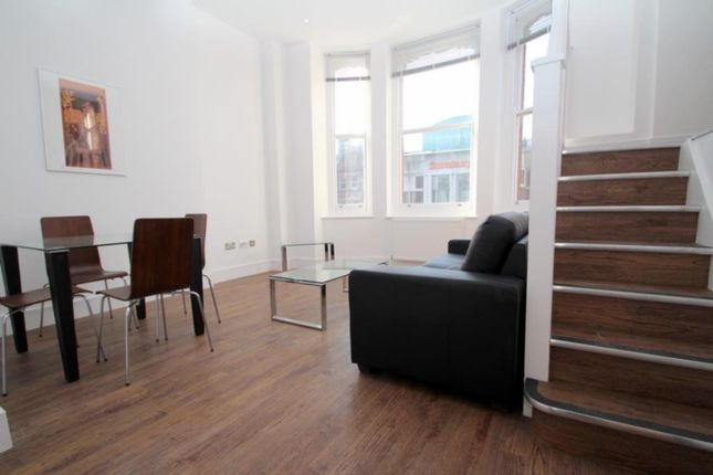 Thumbnail Flat to rent in Finchley Road, St Johns Wood, London