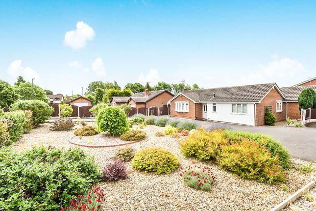 Thumbnail Detached bungalow for sale in Oakwood Drive, Oakwood, Derby