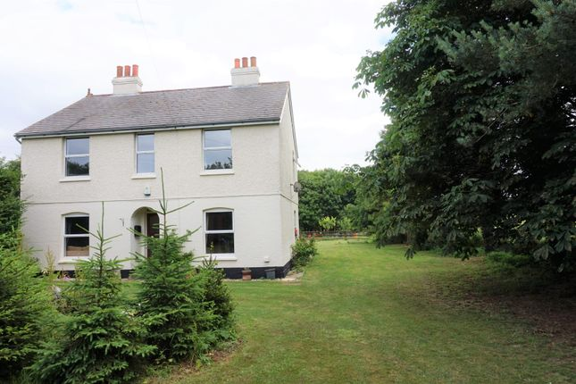 Thumbnail Detached house for sale in Stone Street, Canterbury