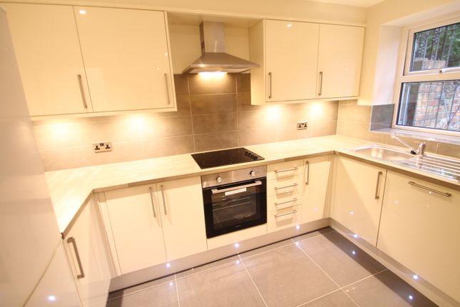 Thumbnail Flat to rent in St. Johns Terrace, Hyde Park, Leeds