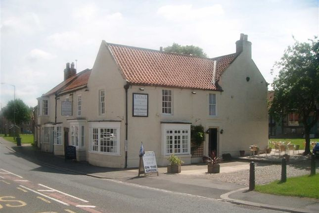 Thumbnail Commercial property for sale in Central Buildings, Staindrop, Darlington