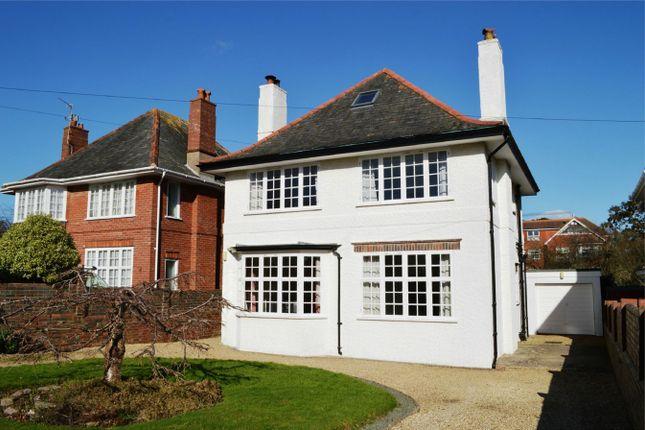 Thumbnail Detached house for sale in 5 Portland Avenue, Exmouth, Devon