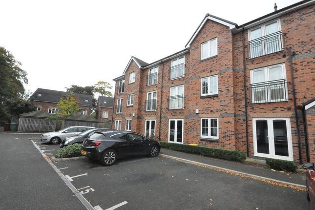 Thumbnail Flat for sale in Pepper Close, Manchester