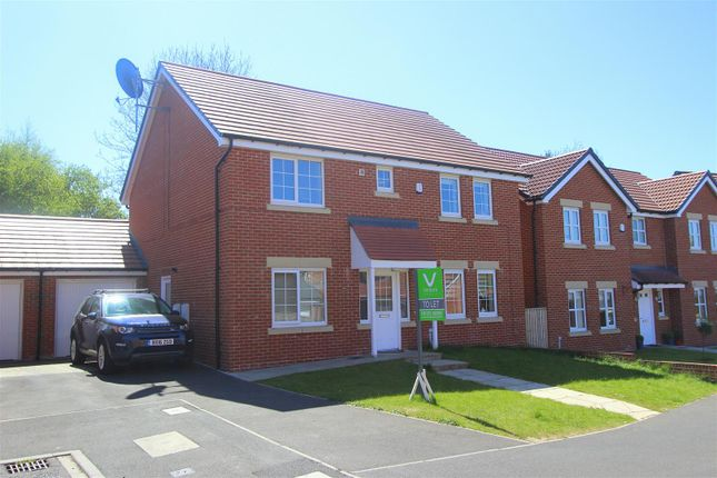 Thumbnail Detached house to rent in Glaisdale Court, Darlington