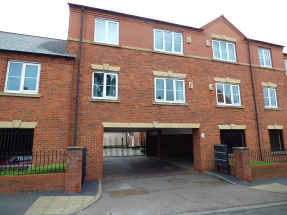 Thumbnail Flat for sale in Thomas Street, Tamworth, Staffordshire