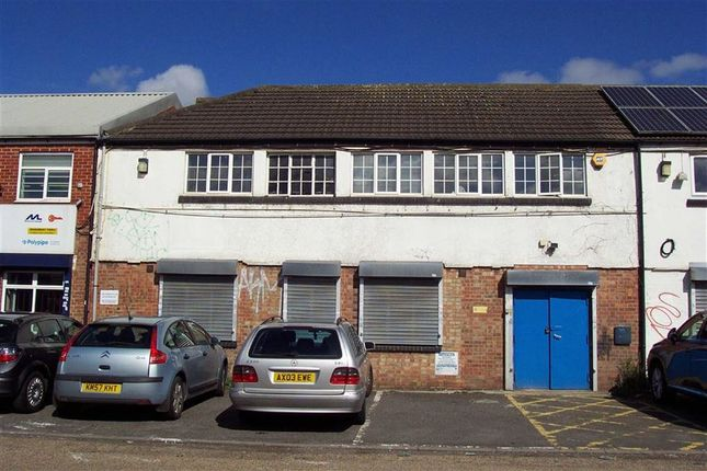 Thumbnail Light industrial to let in Sapcote Trading Centre, High Road, London