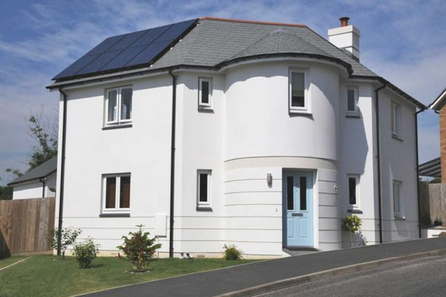 Thumbnail Detached house for sale in Molesworth Way, Holsworthy